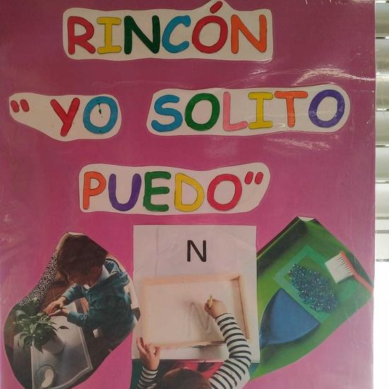 RINCÓN DE VIDA PRÁCTICA (MONTESSORI) 5