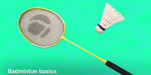 Badminton basics