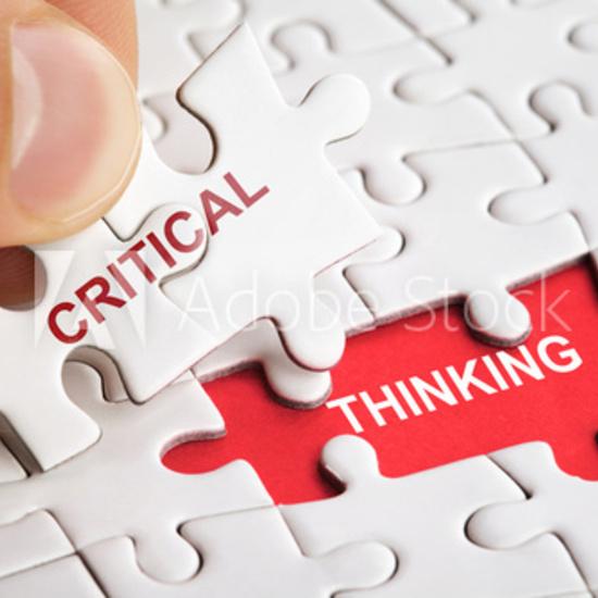 pensamiento crítico