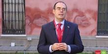 """D. Jesús Monclús presenta el MOOC """"Protección, autoprotección, primeros auxilios y seguridad vial"""""""