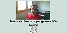 Iniciación a la programación - Arrays