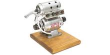 Motor universal con resistencia variable
