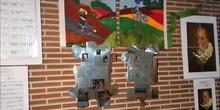 """Exposición """"Quijote 1615-2015, Cervantes 1616-2016. Desde un CEPA, desde nosotros"""""""