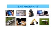 """Tema 5 """"Las máquinas"""""""