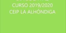 DÍA DE LA PAZ CURSO 2019/2020