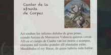 3ESO - Lengua -El Mío Cid por Javier Garballo