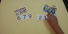 Así se divide entre dos cifras