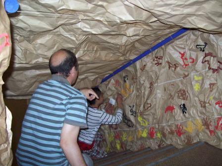 Semana cultural Prehistoria 8