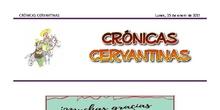 Crónicas Cevantinas nº 25 - 25 de enero de 2021