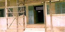 Entrada a campo de concentración Khmer, Camboya