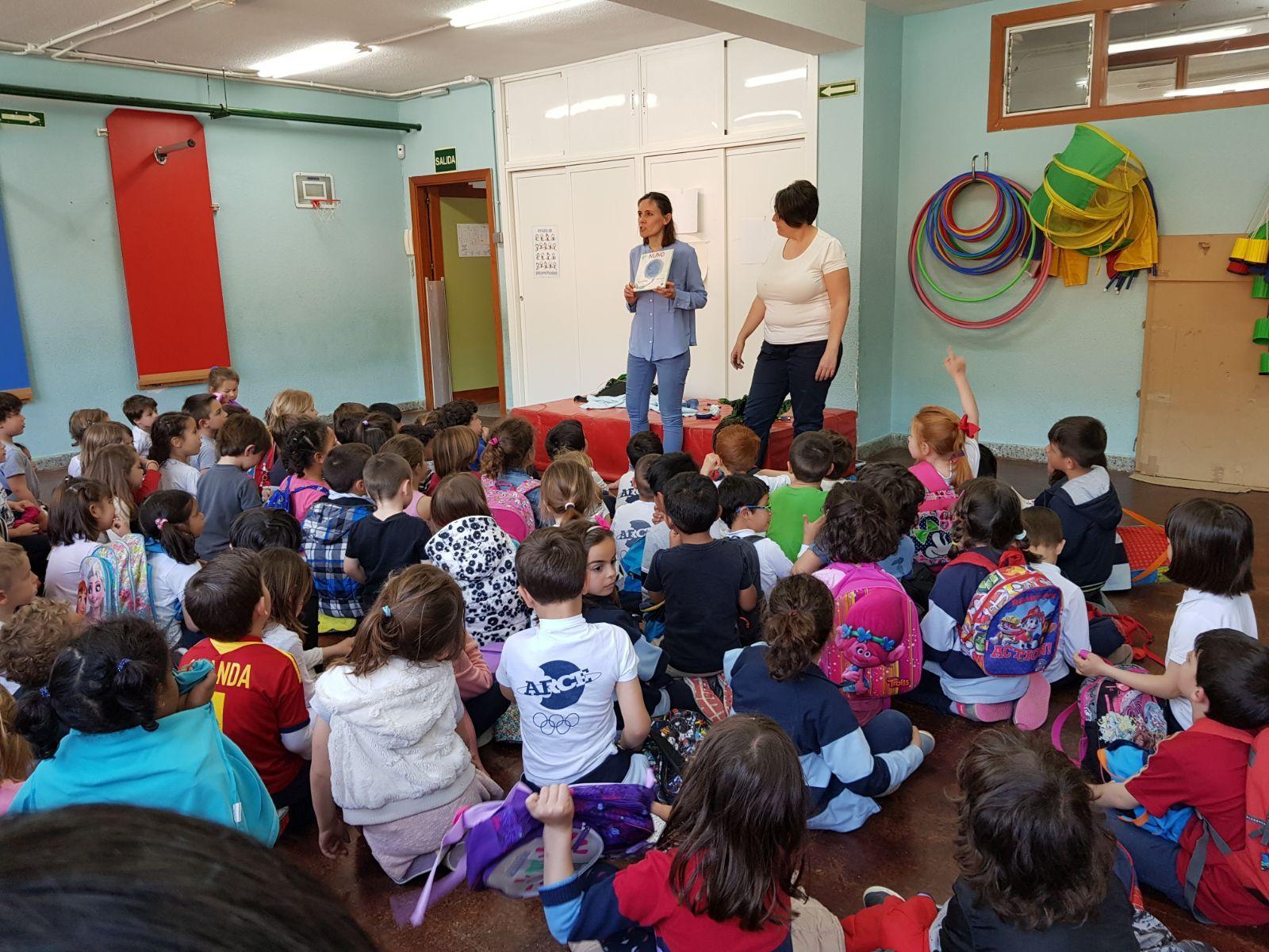 Infantil 5 años y la semana del libro 10