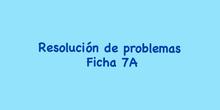 Soluciones Ficha 7A
