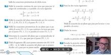 2º M instrucciones hasta el examen
