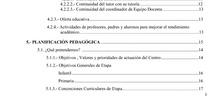 PROYECTO EDUCATIVO CENTRO