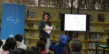2019_Quinto B visita la biblioteca municipal_CEIP FDLR_Las Rozas 10