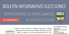 Elecciones Consejo Escolar
