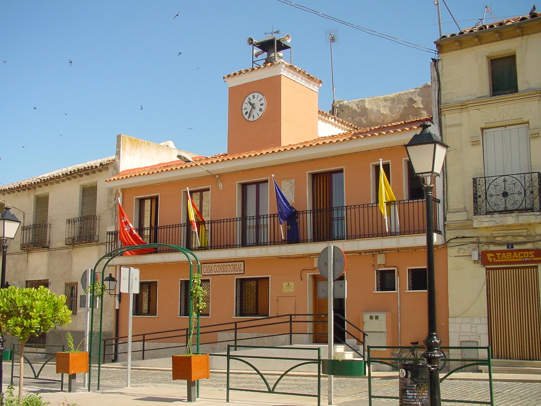 Ayuntamiento de Villaconejos