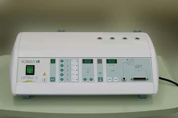 Electrolifting: consola electrolifting