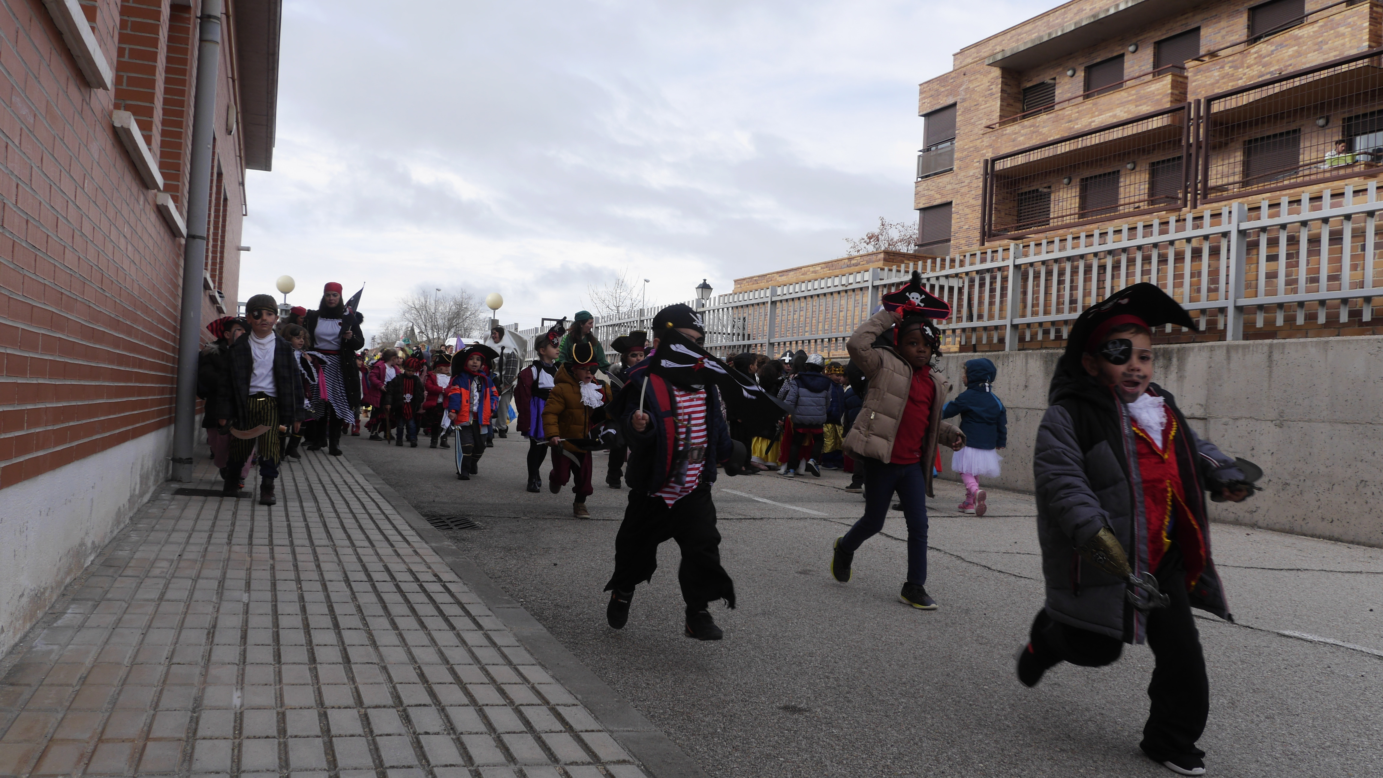 Pasacalles Carnaval 2018  3 8