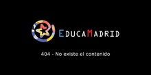 El gran artista Gustavo Otero nos visita en el CEIP Santiago Ramón y Cajal 6