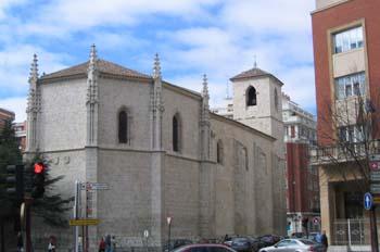 ábside de la Iglesia de San Lázaro, Pallencia, Castilla y León
