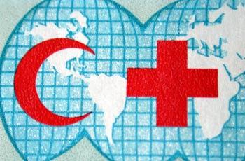 Emblema de la Cruz Roja y Media Luna Roja