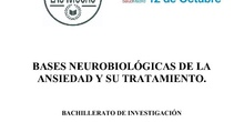 Bases neurobiológicas de la ansiedad y su tratamiento