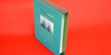 Caja soporte de libros