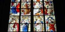 Vidriera de la catedral de Colonia, Alemania