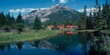 Poblamiento en las Montañas Rocosas