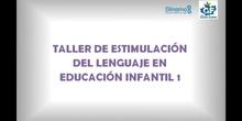Taller estimulación del lenguaje infantil 1