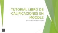 Presentación Libro de calificaciones Gema Contreras