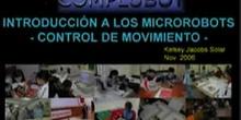 Seminario de introducción a la Microbótica - Plataformas móviles y control de movimiento