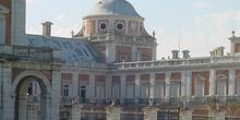 Lateral Palacio Real de Aranjuez