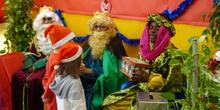 Visita de los Reyes Magos 2. Curso 19-20 10