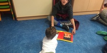 CUENTACUENTOS DE 5º PRIMARIA EN LA ESCUELA INFANTIL MAGO DE OZ (II)