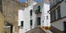 Casa adosada a las murallas de Carmona, Sevilla, Andalucía
