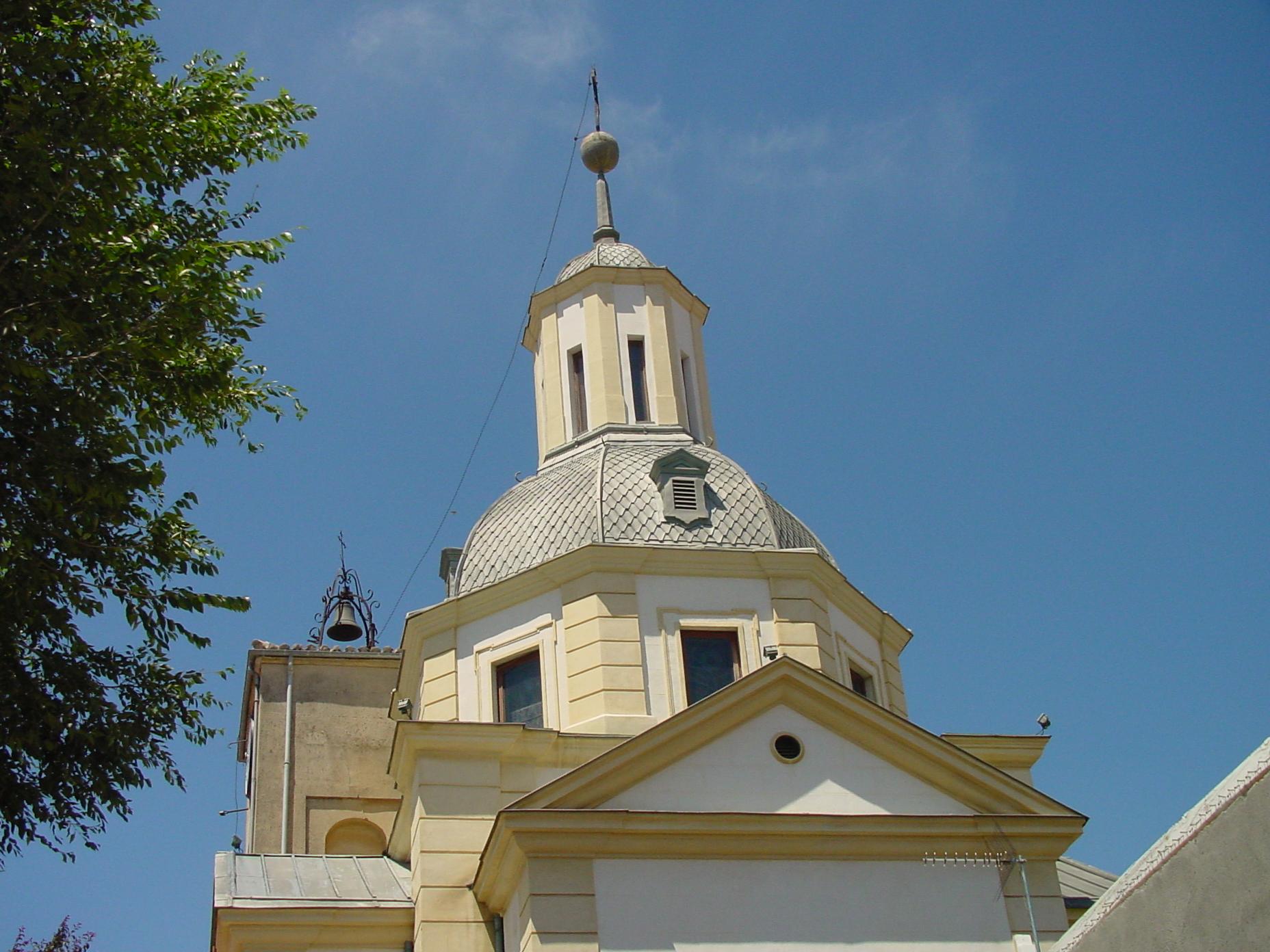 Iglesia en Mejorada del Campo