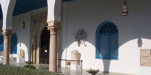 Entrada, Museo del Bardo, Túnez