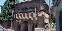 Fachada de la Mezquita del Cristo de la Luz, Toledo