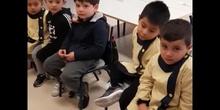 Día del Libro en el Grupo Mixto de Infantil