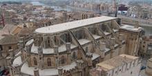 Vista superior, Catedral de Tortosa