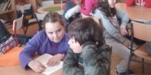 Apadrinamiento Lector (2º y 4º)