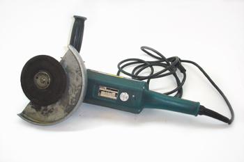 Máquina radial eléctrica