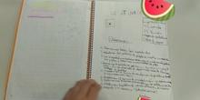 recetas 4º primaria