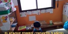 ATAQUE ZOMBI (INFANTIL 5 AÑOS)
