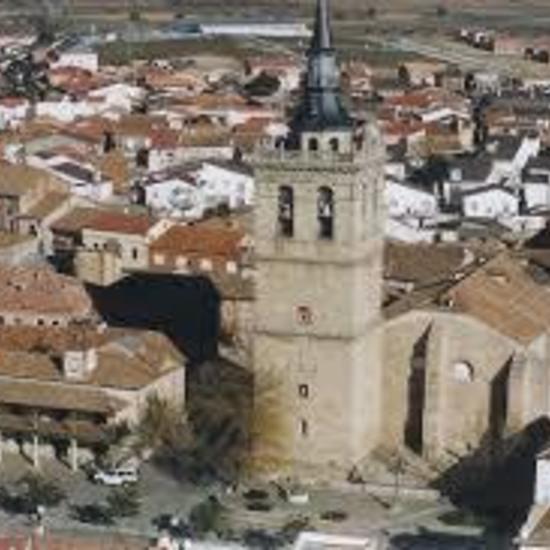 Vista área de Villa del Prado