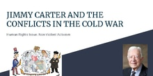 STTP: Human Rights during the Cold War. A Nobel Prize: Jimmy Carter