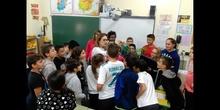 JUBILACIÓN CEIP JARAMA DE RIVAS: Mª EUGENIA AGUIRRE