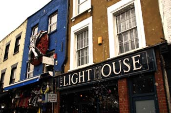 Camden Light House, Londres